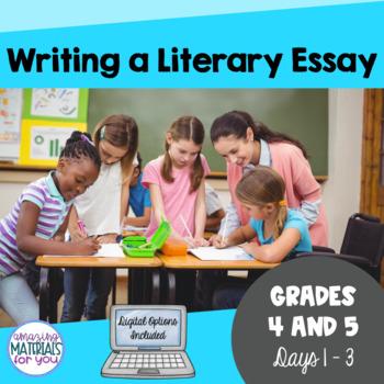 Day 1_Teaching the Literary Essay