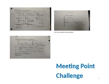 Day 6: AP/Honors applying knowledge of x,v,a graphically