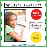 Day 6_Teaching the Literary Essay
