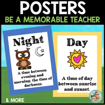 Day And Night Worksheets | Activities