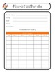 Lesson Plan Day Book with 2013/2014 School Year Calendar