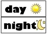 Day & Night Card Sort