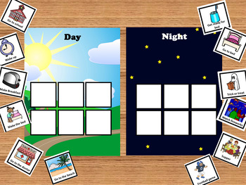 Day & Night File Folder