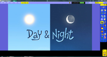 Day & Night Flipchart (ActivInspire)
