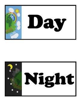 Day & Night Sort