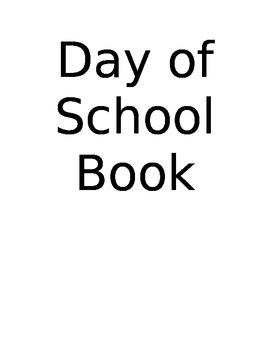 Day Of School Book