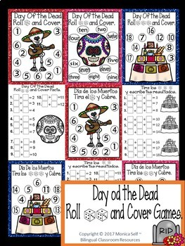 Day Of The Dead Roll and Cover Games