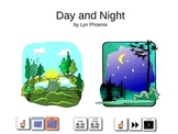 Day and Night Book by Lyn Phoenix