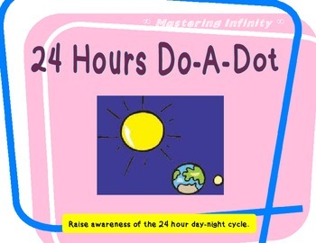 Day and Night Cycle Do-A-Dot