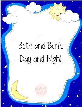 Day and Night Language Book
