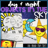 Day and Night - Sorting & Comparing Objects in the Sky - QR Code Hunt - Craft