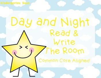 Day and Night Read and Write the Room