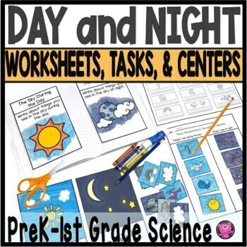Day and Night Sky Space and Science Unit