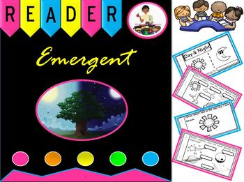 Day and Night Emergent Reader & Fluent (Booklet) Nonfiction (Science Reader)