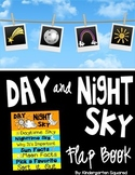 Day and Night Sky Flip-Flap Book