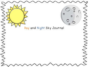 Day and Night Sky Journal