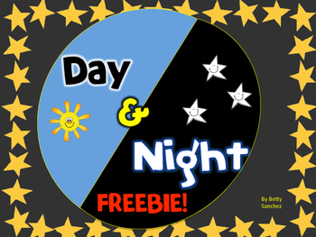 Day and Night Sky Sort FREEBIE