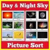 Day and Night | Kindergarten 1st 2nd Grade Activity | Nigh