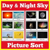 Day and Night Sky for Kindergarten