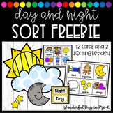 Day and Night Sort FREEBIE