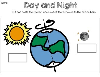 Day and Night Story