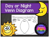 Day and Night Venn Diagram