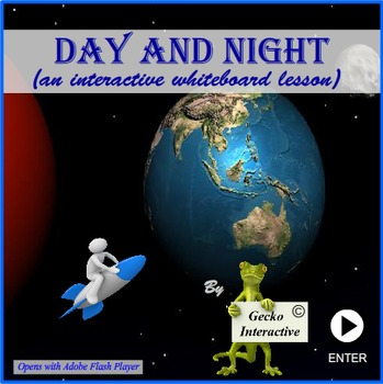 Day and Night - an interact... by Gecko Interactive | Teachers Pay ...