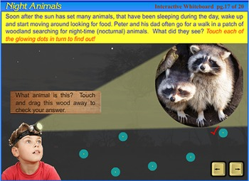 Day and Night - an interactive SmartBoard and Whiteboard lesson