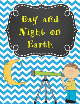 Day and Night on Earth for the Smart Board