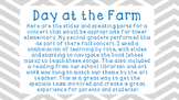 Day at the Farm Concert