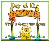 Day at the Zoo Write / Stamp the Room Activity Pack