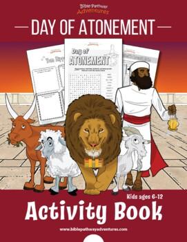 Day of Atonement Activity Book (Yom Kippur)