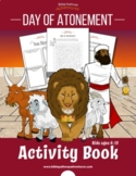 Day of Atonement (Yom Kippur) Coloring Activity Book