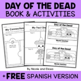 Mini Book and Activities - Day of the Dead