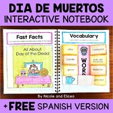 Day of the Dead Interactive Notebook Activities
