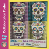 Day of the Dead - Dia de los Muertos Collaborative Poster