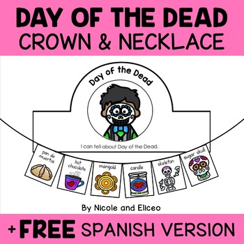 Necklace Craft - Day of the Dead Activities