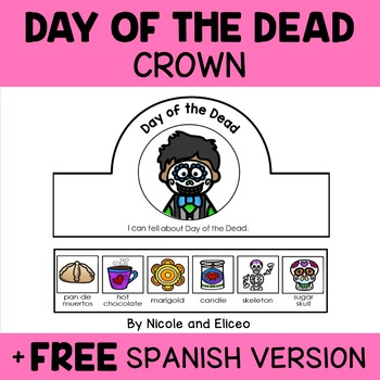Crown Craft - Day of the Dead Activity