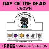 Day of the Dead Activity Crown Craft