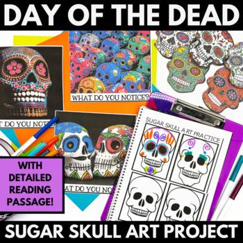 Day of the Dead - El Dia de los Muertos - No Prep Resource Bundle - Activities