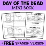Mini Book - Day of the Dead Activity