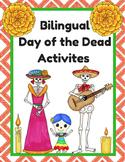 Day of the Dead Activities (Bilingual) Dia de los muertos actividades