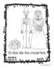 Day of the Dead Activities (Bilingual) Dia de los muertos