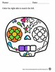 Day of the Dead Activities and Coloring Pages