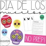 Day of the Dead / Dia de los Muertos Activity Bundle
