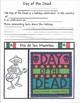 Day of the Dead Activity - Dia de los Muertos