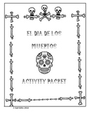 Day of the Dead Activity Packet - Actividades del Dia de l