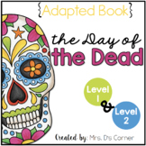 Day of the Dead Adapted Book { Level 1 and Level 2 } el di
