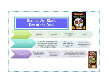 Art Lessons: Day of the Dead Art Centers