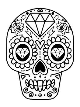 Day Of The Dead Art Projects Dia De Los Muertos Activities 1
